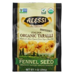 Alessi Italian Org Taralli Fennel Seed