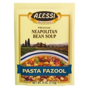 Alessi Soup (Pasta Fazool)