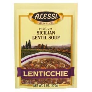 Alessi Soup (Lentil)