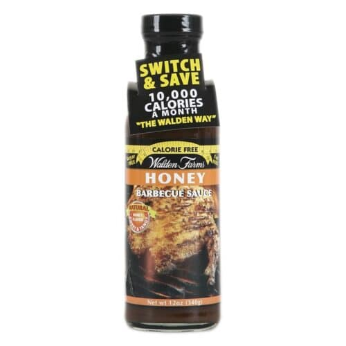 Walden Farms Barbecue Sauce Honey