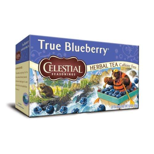 Celestial Tea - True Blueberry