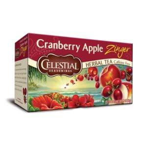 Celestial Tea - Cranberry Apple Zinger