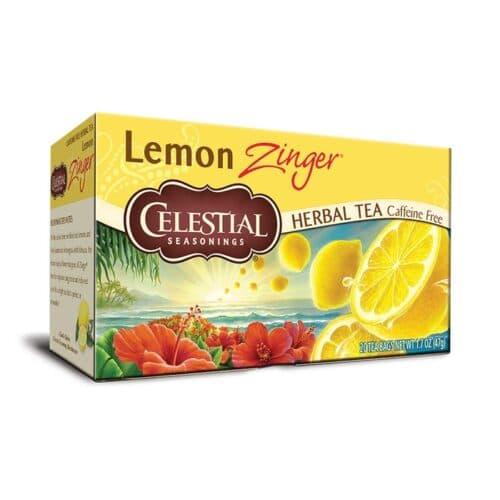 Celestial Tea - Lemon Zinger