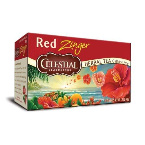 Celestial Tea - Red  - Zinger