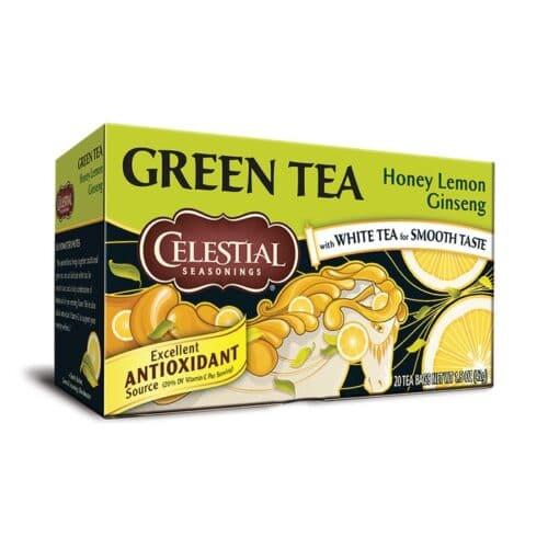 Celestial Tea - GT Honey Lemon Ginseng