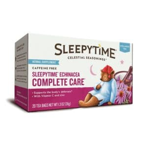 Celestial Tea -Sleepytime Echinacea Complete Care Tea