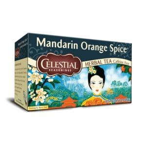 Celestial Tea - Mandarin Orange Spice