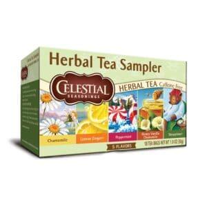 Celestial Tea – Herb Sampler
