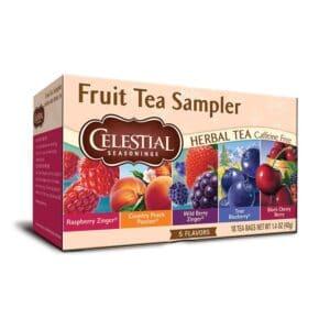Celestial Tea – Fruit Sampler