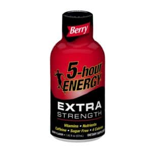5-Hour Energy Extra Berry