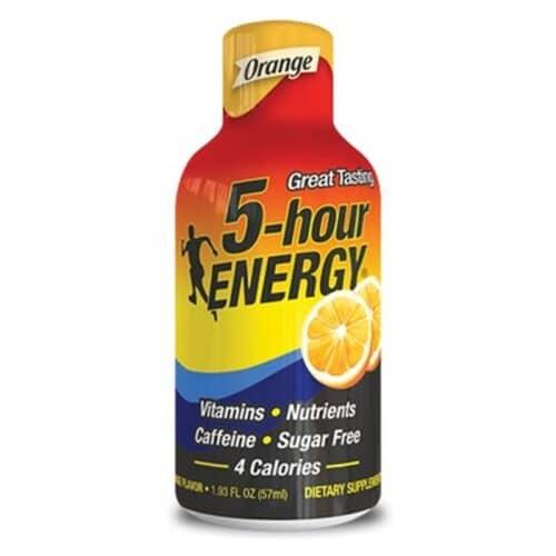 5-Hour Energy Orange