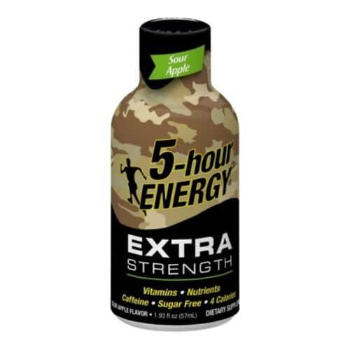 5-Hour Energy Extra Strength Sour Apple
