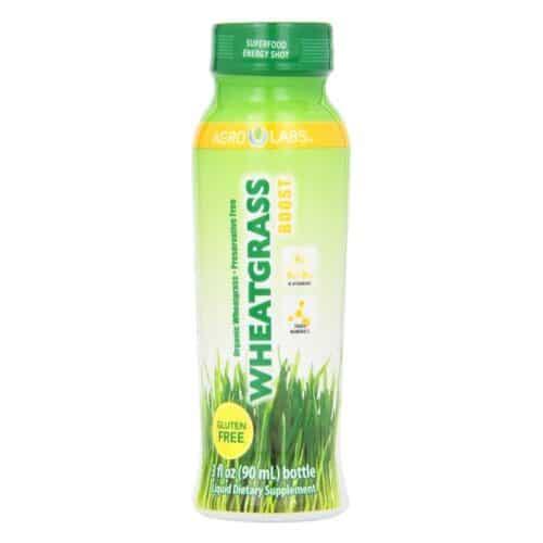 Agrolabs Wheatgrass Boost Shot