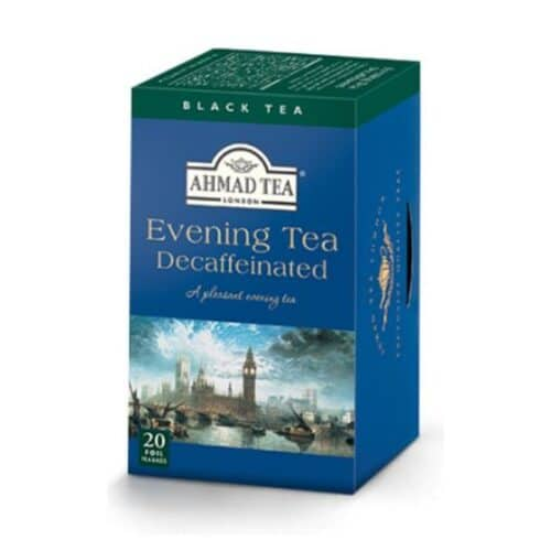Ahmad Decaffeinated Evening Tea