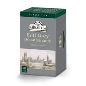 Ahmad Decaffeinated Earl Grey Tea