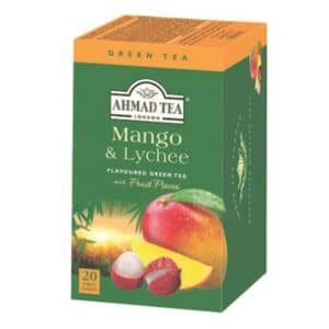 Ahmad Mango & Lychee Green Tea