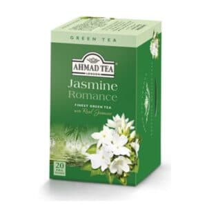 Ahmad Jasmine Green Tea