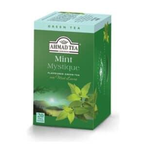 Ahmad Mint Green Tea