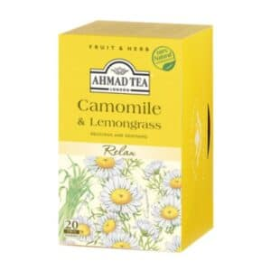 Ahmad Herbal Infusion Tea Chamomile & Lemongrass