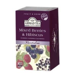 Ahmad Herbal Infusion Tea  Mixed Berry