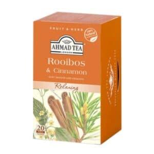 Ahmad Herbal Infusion Tea  Rooibos & Cinnamon