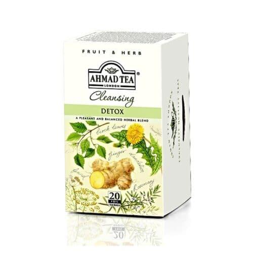 Ahmad Fruit & Herb Tea Detox