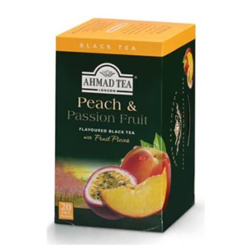 Ahmad Black Tea  Peach & Passion Fruit