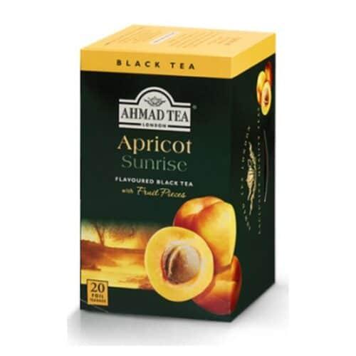 Ahmad Black Tea - Apricot