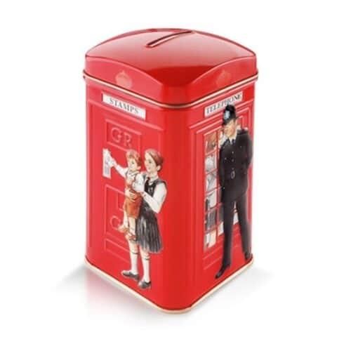 Ahmad Tea Telephone Booth Gift