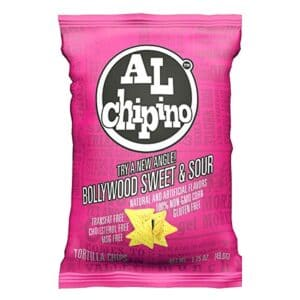Al Chipino Tortilla Chips Bollywood Sweet & Sour (Small)