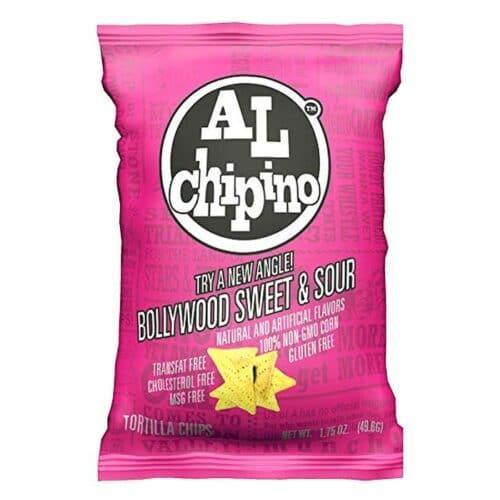 Al Chipino Tortilla Chips Bollywood Sweet & Sour (Small)