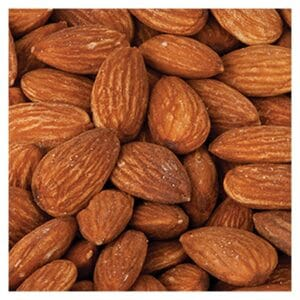 Almond Roasted Unsalted (USA) #25