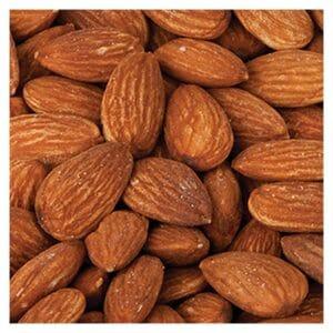 Almond Roasted Unsalted (USA) #25
