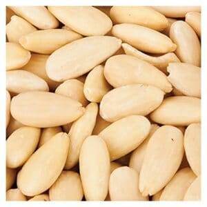 Almond Blanched Whole (USA) #25