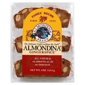 Almondina GINGERSPICE