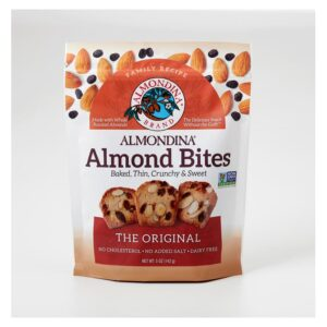 Almondina Almond Bites Original