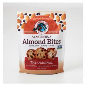 Almondina Almond Bites Original