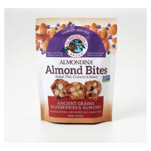 Almondina Almond Bites Ancient Grains Blueberries