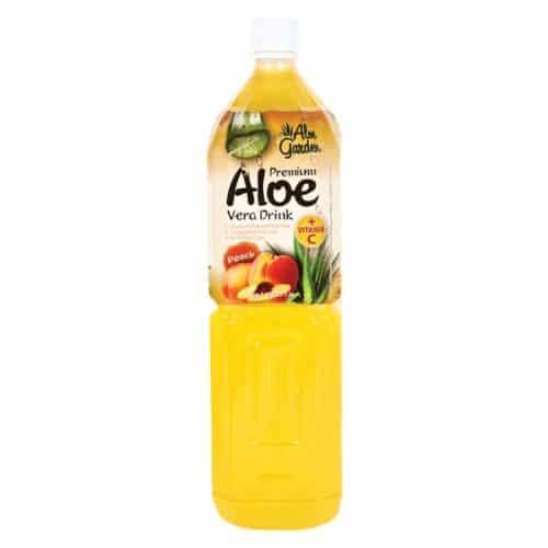 Aloe Garden Aloe Juice Peach (1.5L)