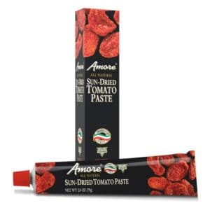 Amore Paste Sun Dried Tomato 12/2.80 oz