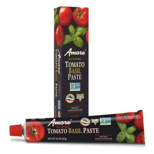 Amore Paste Tomato Basil 12/4.50 oz