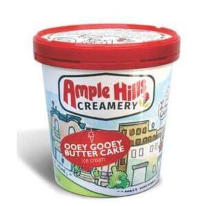[F] Ample Hills Creamery Ooey Gooey Butter Cake