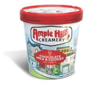[F] Ample Hills Creamery Chocolate Milk & Cookies