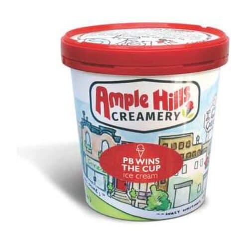 [F] Ample Hills Creamery PB Wins The Cup