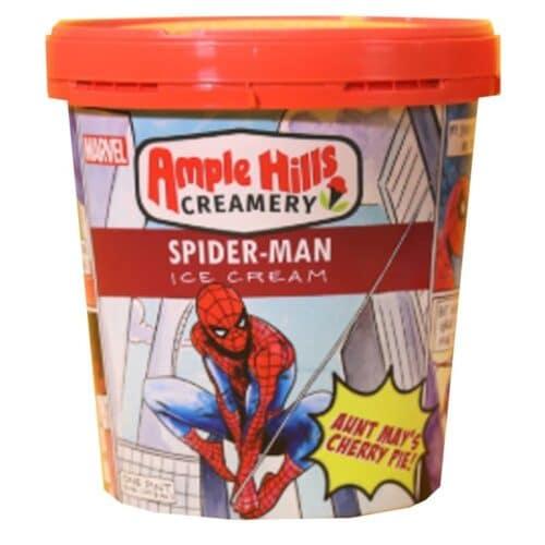 [F] Ample Hills Spider-Man Cherry Pie