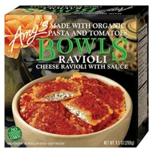 [F] Amys Bowls Ravioli #165