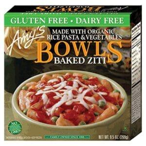 [F] Amys Bowls Baked Ziti #166