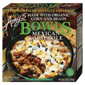 [F] Amys Bowls Mexican Casserole #163
