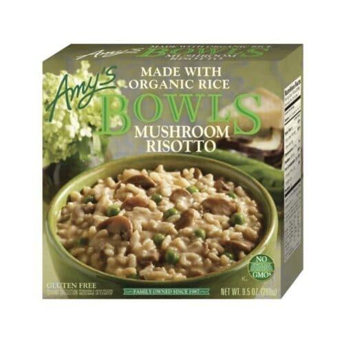 [F] Amys Bowls Mushroom Risotto #833