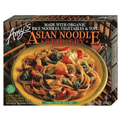 [F] Amys Asian Noodle Stir-Fry #130